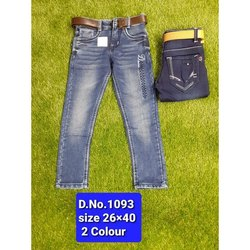 2 Color Kids Stylish Denim Jeans