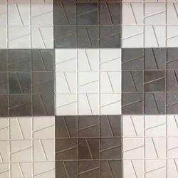 Plain Designer Floor Tile, Bathroom