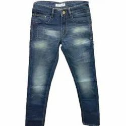 Skinny High Rise Mens Jeans