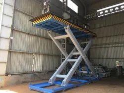 Scissor Cargo Lift