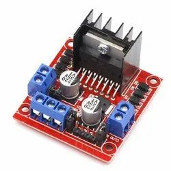L298N Based Motor Driver Module, For Electronics