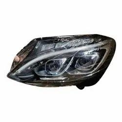 Mercedes C Class W205 Car Headlight, For Front Headlights