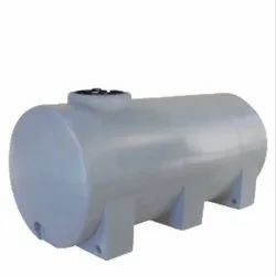 Cylindrical Fuel Storage Tank