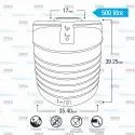 Apex Easyfit 3 Layer Water Tanks