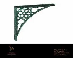 Victorian Cast Iron Shelf Bracket