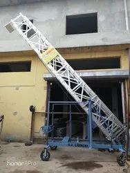 Heavy Duty Tiltable Tower Ladder