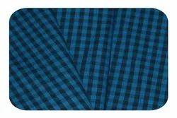 1 Meter Checks Checked Polyester Shirt Fabric