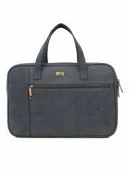 Grey Textured laptop Sleeve