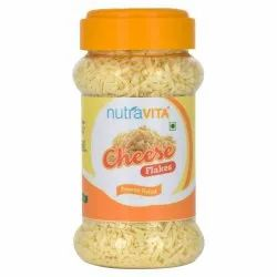 Nutra-Vita Freeze Dried Cheese Flakes, For Home