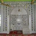 Inlay Masjid Mihrab Qibla Work