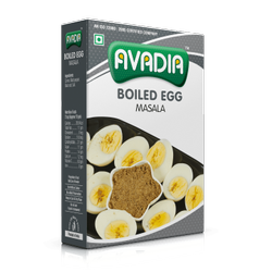 AVADIA Boiled Egg Masala, Packaging Type: Box