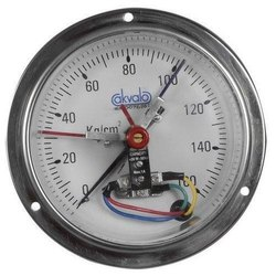 Electric Contact Type Pressure Gauge