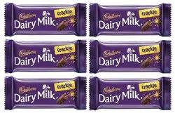 Rectangular Cadbury Dairy Milk Crackle