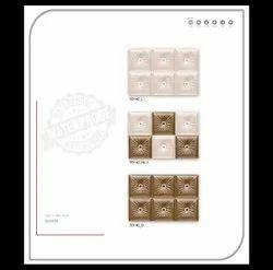 OTTAWA WOOD & WHITE Digital Wall Tiles, Thickness: 5-10 mm