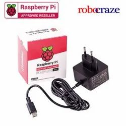 Raspberry Pi 15W Power Supply (EU)