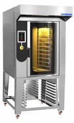 Rotary Convection Oven With Stand