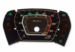 Automotive Dials