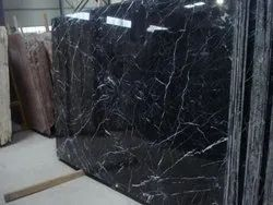 Indian Black Marquina Marble