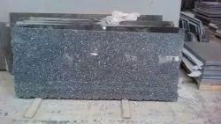Pan India Pearl Black Granite Slab, For Countertops, Thickness: 15-20 mm