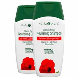 Herbs & More herbal hair shampoo, Netsurf