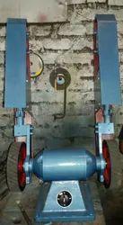 Vertical Belt Grinder