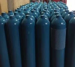Synergy Mild Steel Argon Gas Cylinder, For Industrial