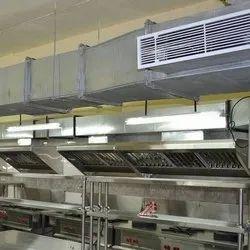 Hotel Kitchen Exhaust System