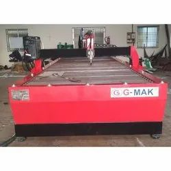 G-MAK CNC Plasma Cutting Machine