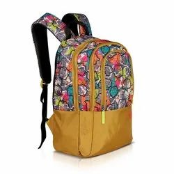Optimalightweight Backpack For School, Optima Bohemian Classic Basic Water Resistant Casual