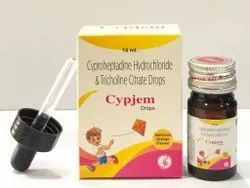 Cyproheptadine Tricholine Citrate DROP