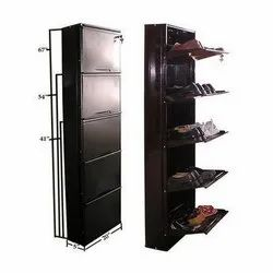 5 Feet Wall Mounted Shoe Cabinet