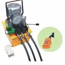 0.75 KW Electric Hydraulic Pump (Three Way Outlet)