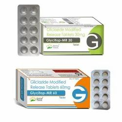 Gliclazide Modified Release 30mg / Gliclazide Modified Release 60mg