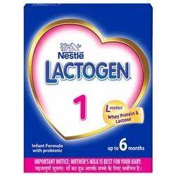 Nestle Lactogen 1 Infant Formula Milk Powder, Packaging Size: 200g