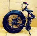 Farrari Fat Tyre Foldable Cycle