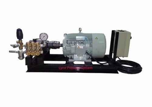 Hawk Triplex High Pressure Plunger Pumps 150 Bar