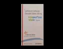 Fosbait 500mg Tablet