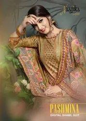Naayika Export Flavorous Vol 2 Designer Woollen Pashmina Winter Dress Material Catalog