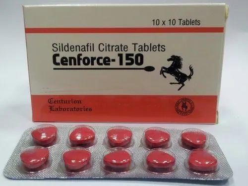 Cenforce 150 mg at Rs 1/unit | Sildenafil Tablets | ID: 22785657388