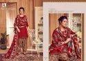 Alok Naaz E Patiyala vol 3 Pure Pashmina Dress Material Catalog