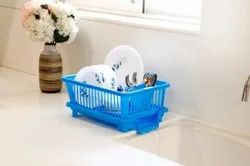 Small Basket With Drain Rack