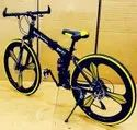 Being Human Black Foldable Cycle