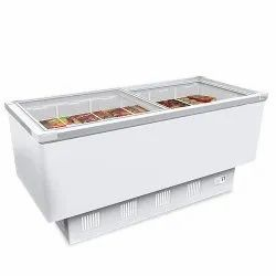 Island Freezer 450Ltr 4 Baskets