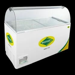 Western Scooping Parlour Freezer (440LTR) WHS425G
