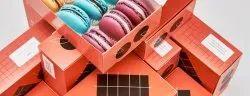 Flip Lid Food Boxes printing  service