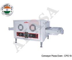 Akasa Indian Electric Conveyor Pizza Oven 12'''' Pizza