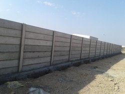 11 Feet RCC Precast Compound Wall