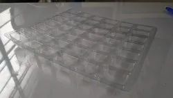 Pharmaceutical Medicine Packaging Tray