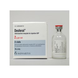 Desferal 500mg Injection