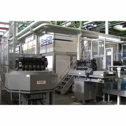 Cylinder Block Cleaning System